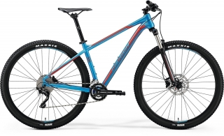 Merida 	 BIG.NINE 300 Metallic Blue(Red) L(18.5)
