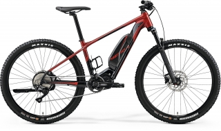 MERIDA eBIG.SEVEN 500 RED/BLACK M(43)