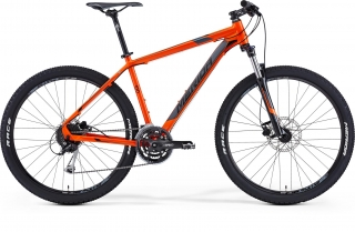 Merida BIG.SEVEN 100 Orange(Dk. Grey/Black) 18,5""